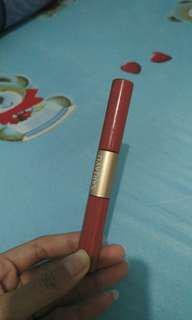 Sari ayu duo lip matte n gloss