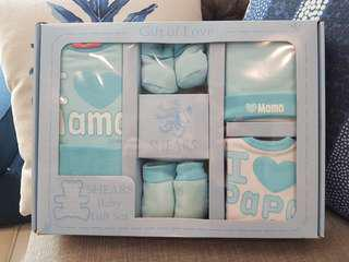 Deluxe Baby Boys Gift Set