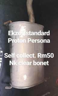 Proton Persona Standard Exhaust