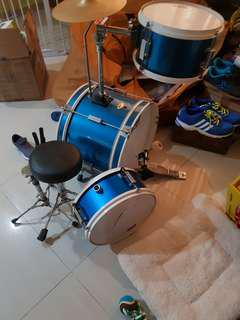 drum set for kids learning drum
