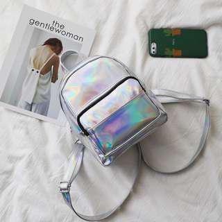 🚚 [IN] IRIDESCENT BABY BACKPACK