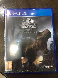 PS4 Jurassic World