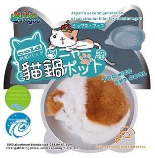 日本🇯🇵空運到港(夏季降溫的貓貓冰窩)
