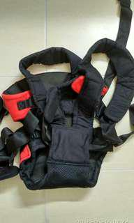 my deat baby carrier