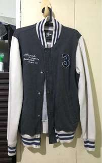 For MEN! Varsity Jacket (with flaws)