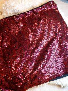 BN Sequin Skirt (L)