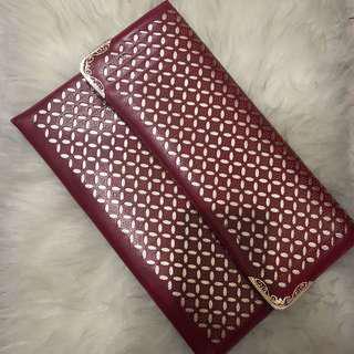Clutch dan sling bag