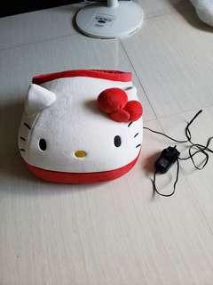 OTO hello kitty腳部按摩器