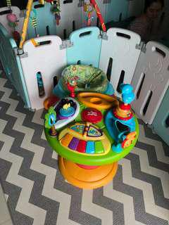 Bright starts Around we go 3 in 1 Activity table