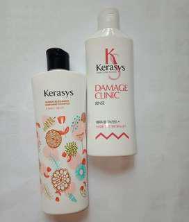 KERASYS Hair Care Set