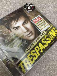 Adam Lambert - Trespassing (Deluxe Edition) CD