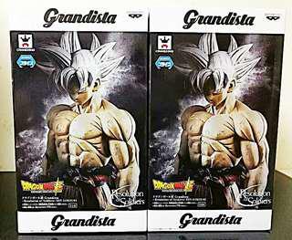 Dragonball Grandista Instinct Goku #3 dragon ball dbz