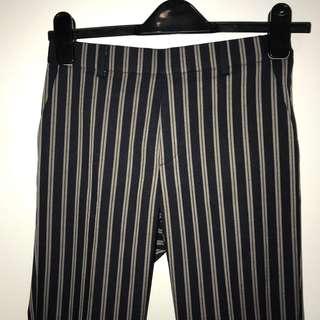 Uniqlo Stripes Pants