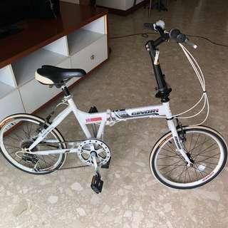 Ginori Foldable Bike