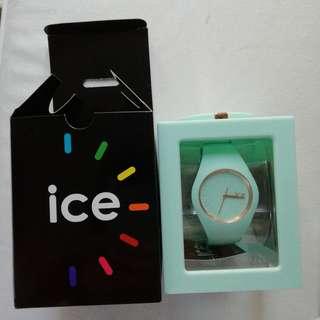 ice watch in glam pastel aqua
