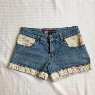 Next Jeans Maong Shorts
