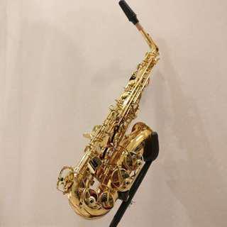 全新 Eb 中音色士風 ALTO Saxophone 連盒