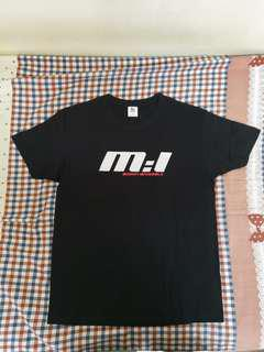Mission Impossible Black Tee Size M