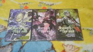 Komik Seraph of the End