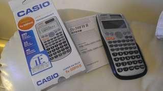 Casio fx-50FHII Calculator 計算機