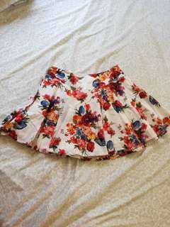 Unused Zalora Mini Skirt