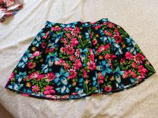 With tag, Korean mini skirt New and unworn