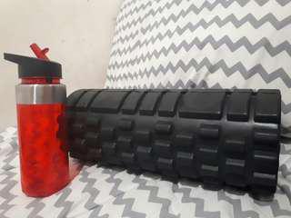Rumble foam roller yoga