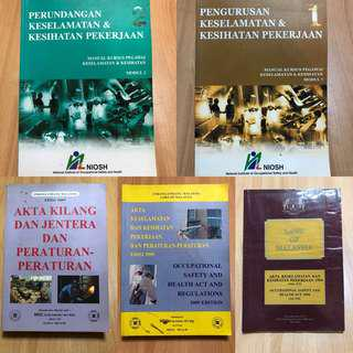NIOSH Books
