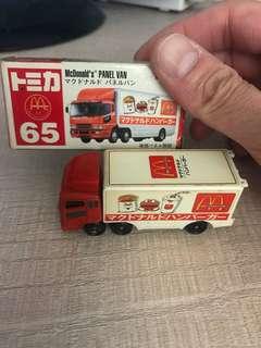 Tomy McDonald's 65