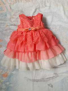 Periwinkle Ball Dress