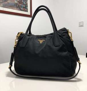 Authentic Prada Weekend Bag