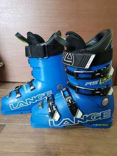 Lange RS 100 S.C. Wide Ski Boots Size 26