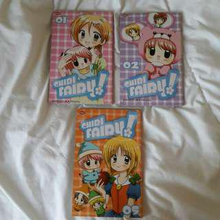 [Comic] Chibi Fairy! (1, 2, 5)
