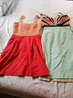 Unused Young Threads New York Dresses