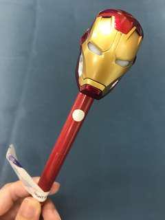 Iron man 原子筆