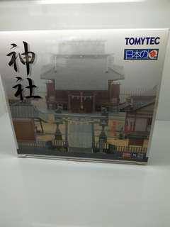 Tomytec 火車模型 N scale 神社