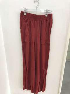Mango Wide Pants