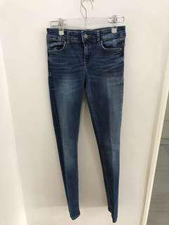 Zara Z1975 Denim Pants