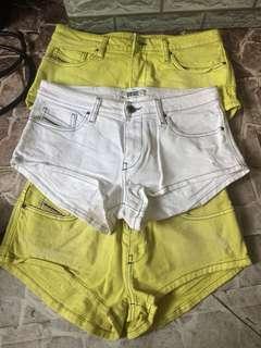 TakeAll Diesel Shorts