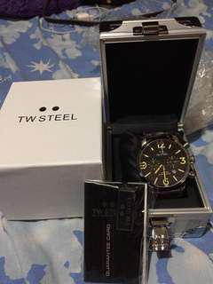 Authentic TW Steel MS26 45mm