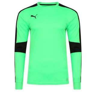Puma Triumphant GK Shirt and Shorts- Fluro Green