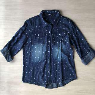 Denim Star Shirts
