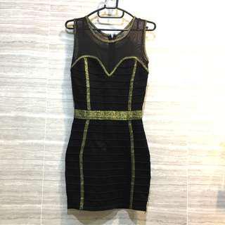 Black Bodycon Dress Mini
