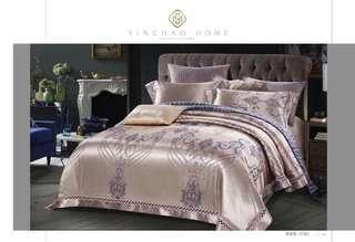 🚚 Bedsheet Set - luxury 4 pieces set - Tencel