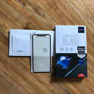 iPhone X TemperedGlass (blue light filter)