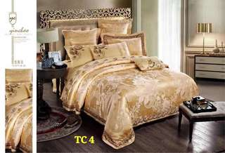 🚚 4 pieces tencel bedsheets set - free delivery