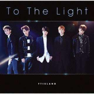 FT Island To The Light [w/ DVD, Limited Edition / Type A] First Press