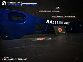 Subframe RALLIART For Honda Civic EK Wira Satria Campro Blue color