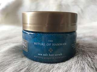 Ritual of Hammam Sea Salt Hot Scrub