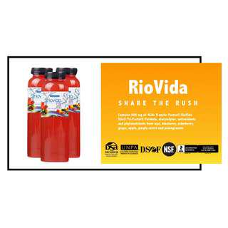 🚚 RIOVIDA Healthy Energy Sports Drink